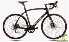 TOP 5 - BICICLETAS DE CARRETERA: Pinarello MERCURIO T2 HYDRO, una bici totalmente h...