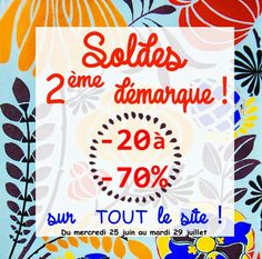 Louna Bazarette by LounaCasa.com | SOLDES ! Deuxième démarque ! |  Attention SOLDES 2ème DEMARQUE !  avec Nat et Nin, Naterra, La Fiancée du Mékong, Petite mendigote,...