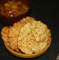 """Les poppadums (également nommés de plusieurs autres noms : papad, pappadums,...) sont des sortes de """"chips""""Indiennes servies généralement en a"""