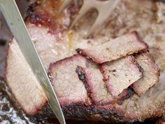 "Adam Perry Lang's ""Get A Book"" beef brisket recipe"