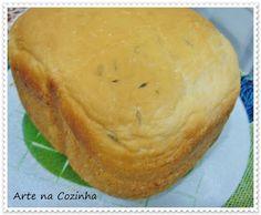 Arte na Cozinha: Pão de iogurte e tomilho