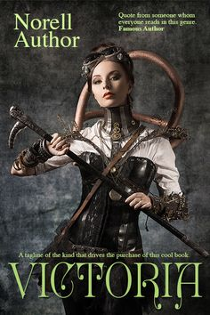 SciFi-Fantasy-Steampunk - Corvid Design