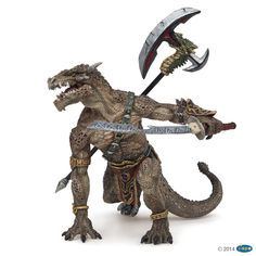 Figurine Dragon mutant - Figurines FANTASY WORLD