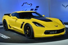 2015 Chevy Corvette Z06 is most powerful production GM car ever with 650 hp, 650 lb-ft
