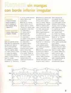 Uncinetto d'oro: Bellissima tunica melanj!!! 2