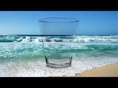 EL AGUA DE MAR   LUIS ANTONIO MELÓN GÓMEZ - YouTube Google News, Alcoholic Drinks, Youtube, World, Glass, Water, Outdoor, Water Scarcity, Hiking Trails