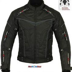Dare Rider™ Cool Air System Cordura Textile Jacket 100% Waterproof