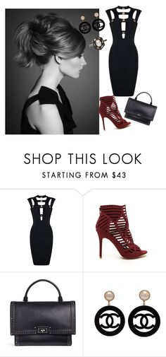 """""""Chique"""" by megeller on Polyvore featuring Givenchy, Chanel and Cathy Waterman"""