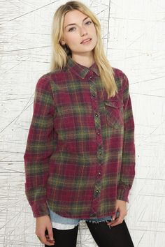 Acid Wash Plaid Shirt - Urban Outfitters http://www.urbanoutfitters.co.uk/bdg-acid-wash-plaid-shirt/invt/5110440530002/=