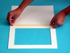 Montaggio Passepartout + fondo acidfree, da archiviazione o esposizione stampe  #archiviazione #fotografia #passepartout #arte #esposizione mailto:info@fotom... www.fotomatica.it