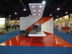 EXPO Booth / Design Initiatives,Courtesy of Design Initiatives