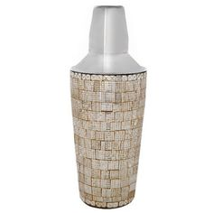 Mosaic Cocktail Shaker