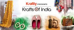 Kraftly Coupon Code for January 2017 #StealDeal Steal Deal-20% Off at Kraftly. Pick your favorites from an assortment of our trendiest products at 20% off! Offer Valid till further changes. So Hurry Now!