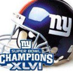 Love My NY Giants :)