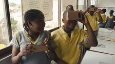 Teachers can take their students on virtual field trips with Expeditions. For more information, visit google.com/edu/expeditions