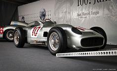 Fangio's Silberpfeil