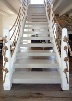 Great Beach Home Stairs