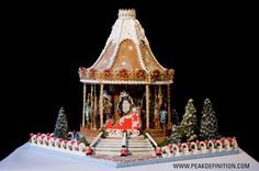 Gingerbread House Contest Winners | ... Gingerbread House competition , has announced the winners of this year