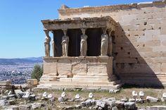 Acrópoles - Atenas - Viagem com Sabor