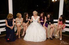 bride and mistress Girls Dresses, Flower Girl Dresses, Mistress, Weddings, Bride, Wedding Dresses, Flowers, Fashion, Back Door Man