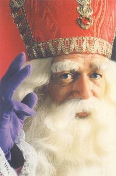 Sinterklaas is 1 of 4 traditions in Hollands. He comes from Spain with his helpers and gives presents once a year.