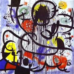 May - Joan Miro