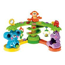 """Fisher-Price Go Baby Go! Crawl & Cruise Musical Jungle - Fisher-Price - Toys """"R"""" Us"""