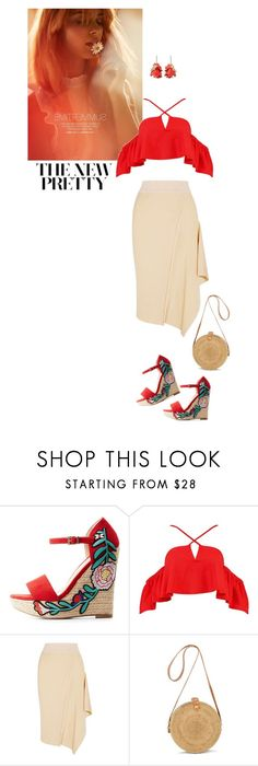 """""""Summer In Style"""" by jasmineroselily123 ❤ liked on Polyvore featuring Charlotte Russe, Boohoo, STELLA McCARTNEY, summerstyle and espadrilles"""