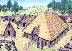 Country living: Buildings in early medieval rural communities | A H Gray