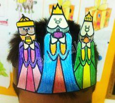 Mauriquices: Coroa... ouro, incenso e mirra!