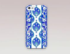 Moroccan Dreams, Floral Phone Case For - iPhone 6 Case - iPhone 5 Case - iPhone 4 Case - Samsung S4 Case - Matte Case - Tough Case