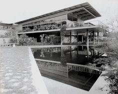 Olivo Gomes Residence, São José dos Campos, Brazil. 1951 Rino Levi
