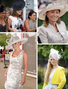 Dress to Impress - Ascot Style #VDJfashion #racefashion #hat