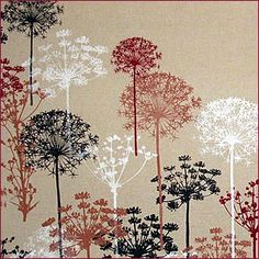 Sarah Roberts - Screen printed textiles and stationery.