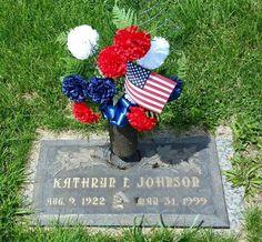 Kathryn Johnson 1922-1999