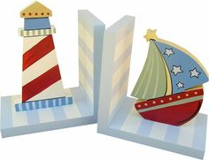 Nautical Bookends | Jack and Jill Boutique