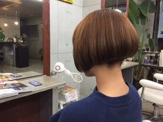 ワーク│-naturalism-HAIRDESIGN ajouter I love the bob hair style it is so sexy.
