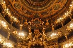 Margravial. Bayreuth - World's 20 Most Amazing Opera Houses | Fodors