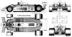 1980 Alfa Romeo 179B F1 OW blueprint
