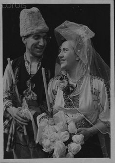 Bulgarian Bride And Groom Sleepwear 60