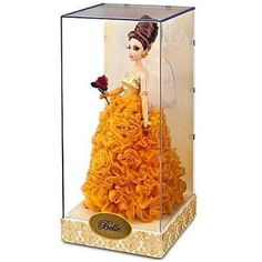 Disney Princess Exclusive 11 Inch Designer Collection Doll Belle Beauty and the Beast Walt Disney, Disney Belle, Disney Toys, Disney Magic, Disney Stuff, Disney Princess Movies, Princess Belle, Disney Princesses, Princess Power