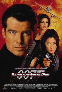 Tomorrow Never Dies VHS Tape (James Bond 007 Collection). Tomorrow Never Dies VHS Tape (James Bond 007 Collection). Plays from Start to Finish without any Problems.