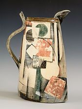 Paul Jackson is a well known studio potter based near Bodmin in Cornwall. Paul Jackson, Ceramic Pitcher, Ceramics, Black And White, Spring, Projects, Ceramica, Log Projects, Pottery
