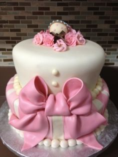 Baby Shower By jeyse14 on CakeCentral.com