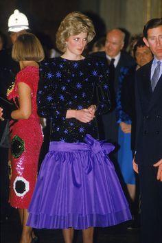 Princess Diana: 1985
