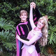 Sleeping Beauty Characters, Disney Face Characters, Princess Aurora, Disney Princess, Park Photos, Prince Philip, Disney Parks, Princesses, The Dreamers