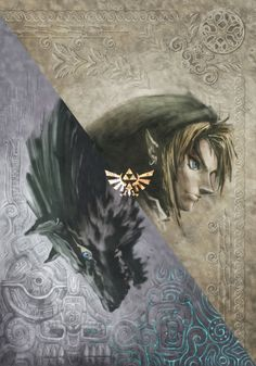 The Legend of Zelda: Twilight Princess  watching this game is like watching a movie! (A GOOD movie :))