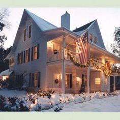 White Gull Inn, Fish Creek, Door County, Wisconsin