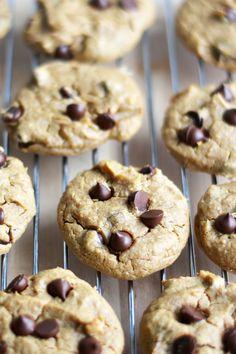 Best Chickpea Chocolate Chip Cookies Vegan Gluten-Free 2