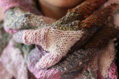 scarf around neck